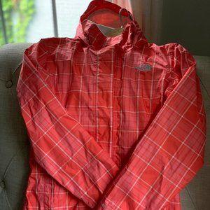 North Face Rain Jacket (Hyvent) XS